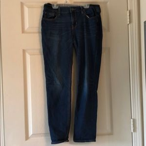 Old navy boyfriend jeans size 4